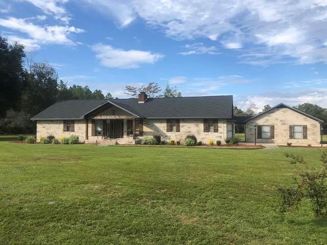 103 Melody Drive, Jesup, GA 31545 (MLS #137138) :: Coldwell Banker Southern Coast