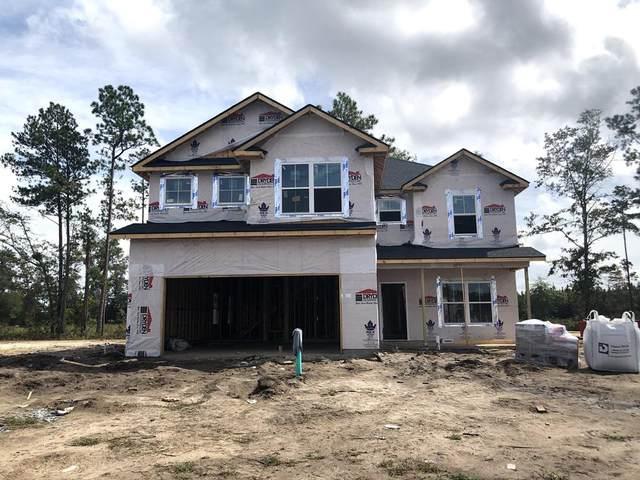 190 Thorp Circle, Hinesville, GA 31313 (MLS #137144) :: Coastal Homes of Georgia, LLC