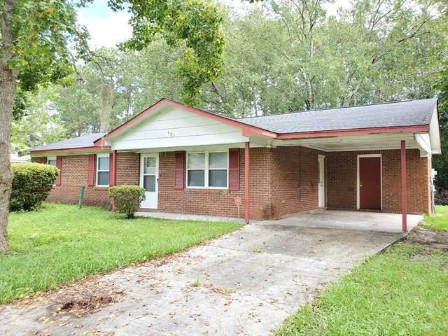 981 White Circle, Hinesville, GA 31313 (MLS #137159) :: Coldwell Banker Southern Coast