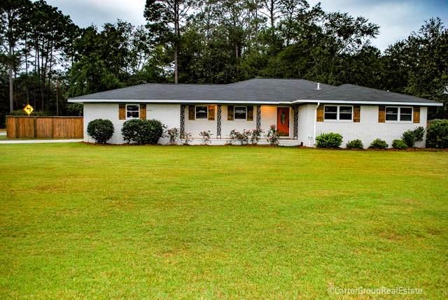 298 Memorial Drive, Jesup, GA 31545 (MLS #137178) :: Coldwell Banker Southern Coast