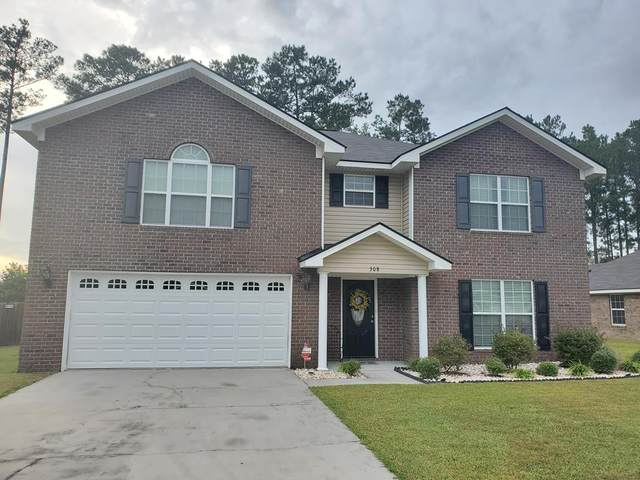 308 Manchester Court, Midway, GA 31320 (MLS #137185) :: Coldwell Banker Southern Coast