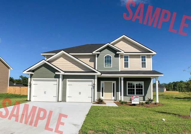 432 Fairview Circle, Hinesville, GA 31313 (MLS #137205) :: Level Ten Real Estate Group