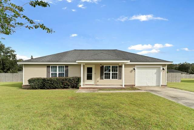 385 Winchester Way, Ludowici, GA 31316 (MLS #137210) :: Level Ten Real Estate Group