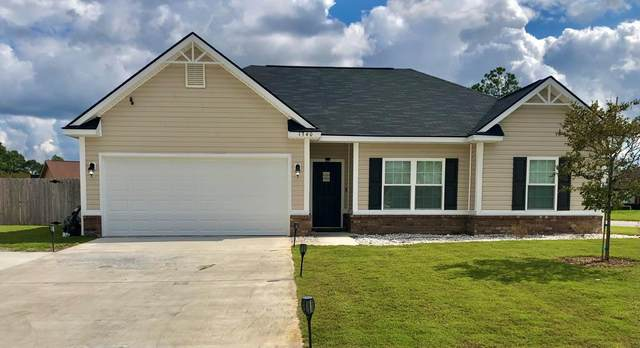 1340 Evergreen Trail, Hinesville, GA 31313 (MLS #137239) :: Coastal Homes of Georgia, LLC
