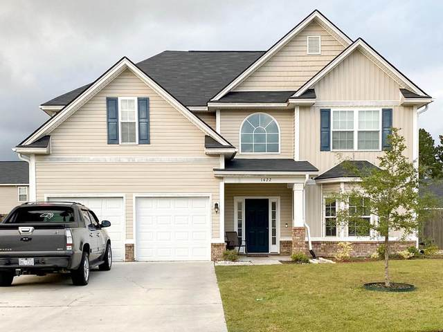 1422 Evergreen Trail, Hinesville, GA 31313 (MLS #137255) :: Coastal Homes of Georgia, LLC