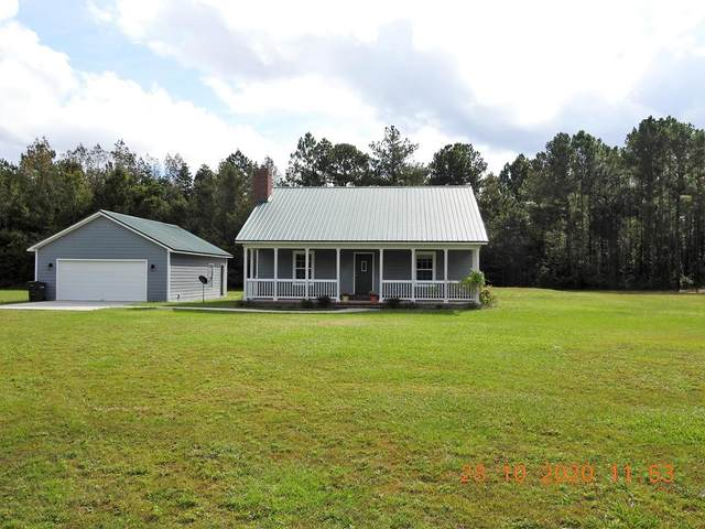 1672 Marcus Nobles Road, Ludowici, GA 30427 (MLS #137259) :: RE/MAX All American Realty