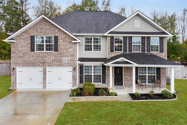 196 Powers Drive, Midway, GA 31320 (MLS #137279) :: RE/MAX All American Realty