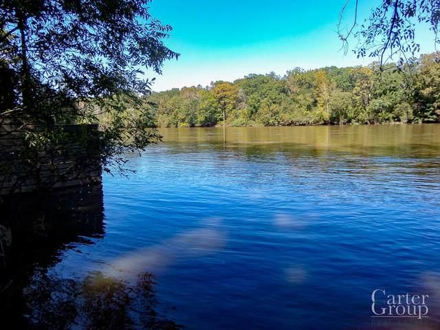 0 Moss Landing, Odum, GA 31555 (MLS #137311) :: Coldwell Banker Southern Coast