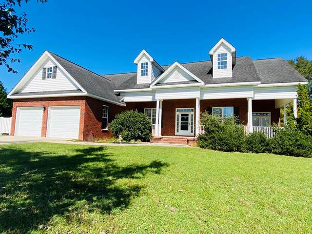 267 Hayden Lane, Jesup, GA 31545 (MLS #137321) :: Coldwell Banker Southern Coast