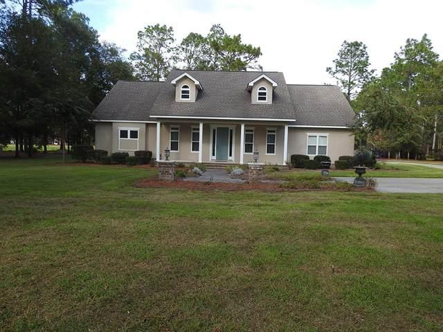 12 South Bogey Drive, Jesup, GA 31546 (MLS #137352) :: Coastal Homes of Georgia, LLC