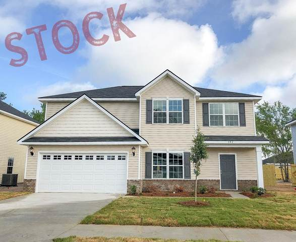 153 Rimes Avenue Se, Ludowici, GA 31316 (MLS #137365) :: Coastal Homes of Georgia, LLC