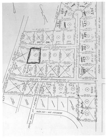 Lot 7 Tanglewood Road, Jesup, GA 31546 (MLS #137419) :: RE/MAX All American Realty