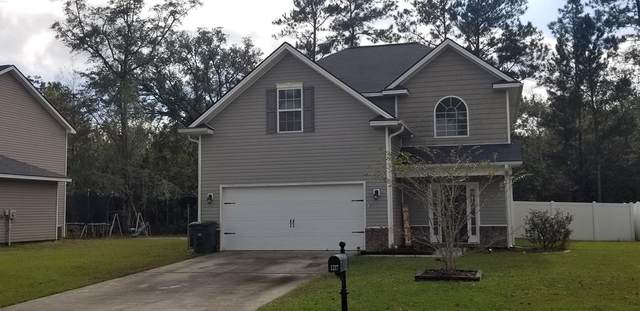 1217 Peacock Trail, Hinesville, GA 31313 (MLS #137433) :: RE/MAX All American Realty
