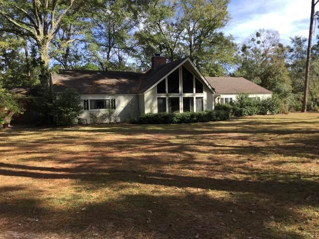 100 Morgan Drive, Jesup, GA 31545 (MLS #137459) :: RE/MAX All American Realty