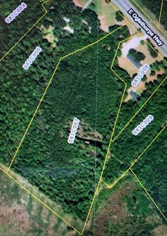 2239 Oglethorpe Hwy, Flemington, GA 31313 (MLS #137474) :: Coldwell Banker Southern Coast