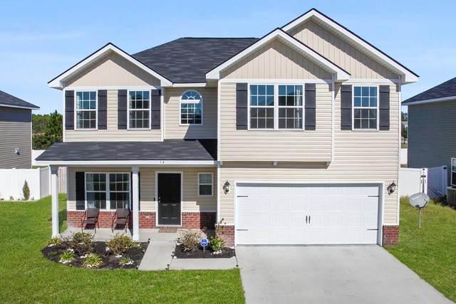 14 Wythe Street, Hinesville, GA 31313 (MLS #137476) :: Coastal Homes of Georgia, LLC
