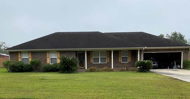 162 Teresa Avenue, Allenhurst, GA 31301 (MLS #137480) :: RE/MAX All American Realty