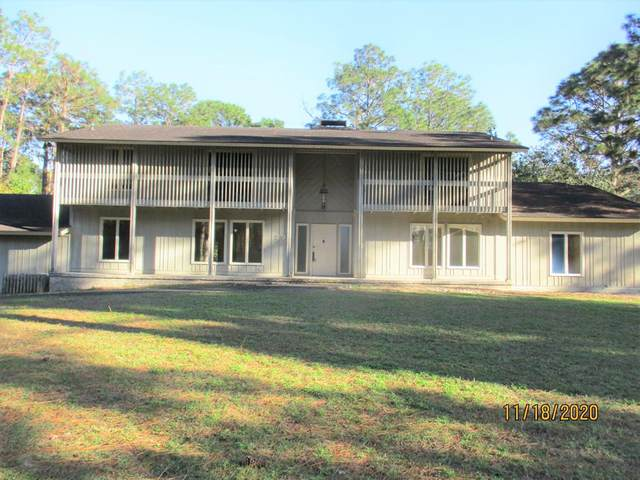 29 Pine Forest Drive, Jesup, GA 31546 (MLS #137486) :: RE/MAX All American Realty
