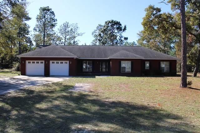 421 Cody Drive, Jesup, GA 31545 (MLS #137489) :: Coastal Homes of Georgia, LLC