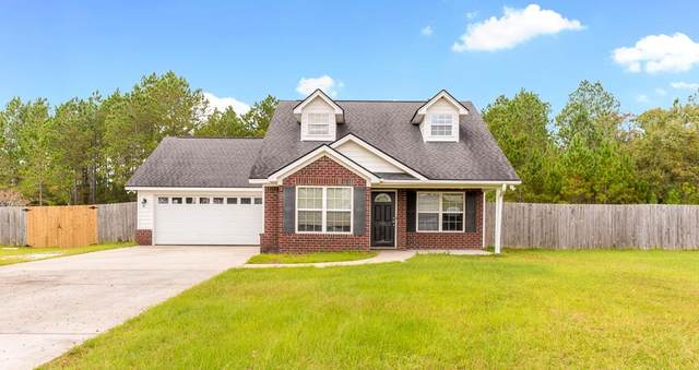 195 Parish Loop Ne, Hinesville, GA 31313 (MLS #137496) :: Coastal Homes of Georgia, LLC