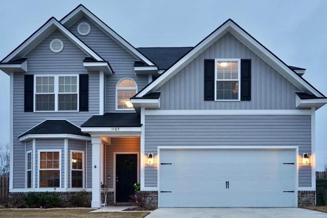 1103 Marne Boulevard, Hinesville, GA 31313 (MLS #137498) :: Coldwell Banker Southern Coast