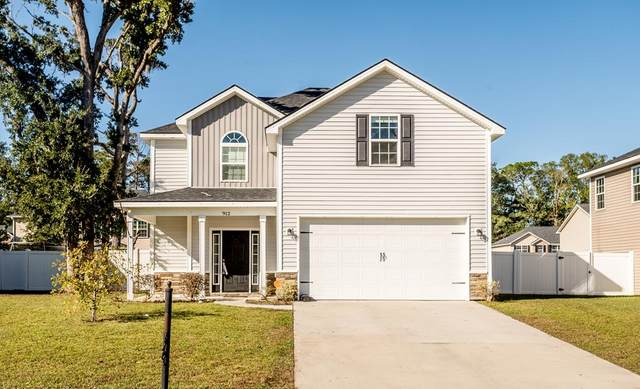 912 Jena Court, Hinesville, GA 31313 (MLS #137500) :: Coldwell Banker Southern Coast
