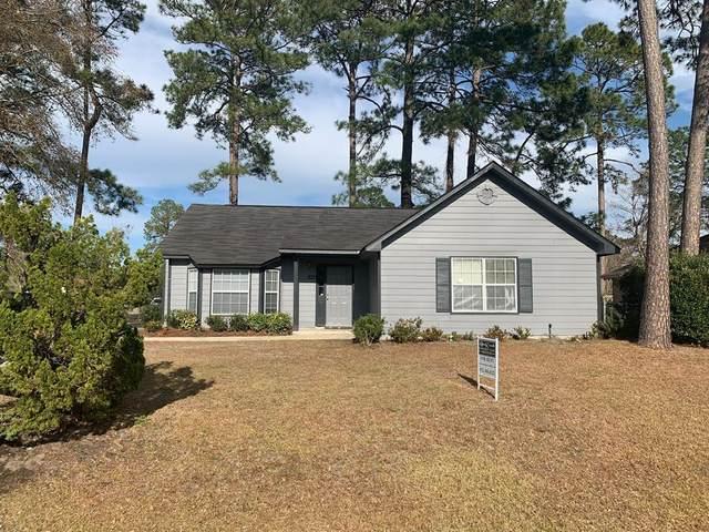 627 Trevor Street, Hinesville, GA 31313 (MLS #137501) :: Coastal Homes of Georgia, LLC