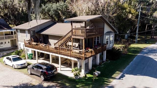 1162 Fisherman's Lodge Road, Townsend, GA 31313 (MLS #137506) :: Coldwell Banker Southern Coast