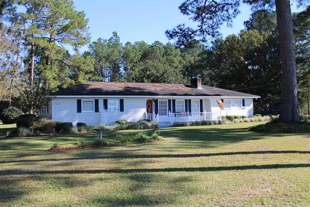 2552 Albert Rahn Road, Glennville, GA 30427 (MLS #137511) :: Coastal Homes of Georgia, LLC