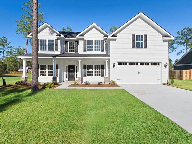 70 Crawford Lane, Richmond Hill, GA 31324 (MLS #137515) :: Coldwell Banker Southern Coast