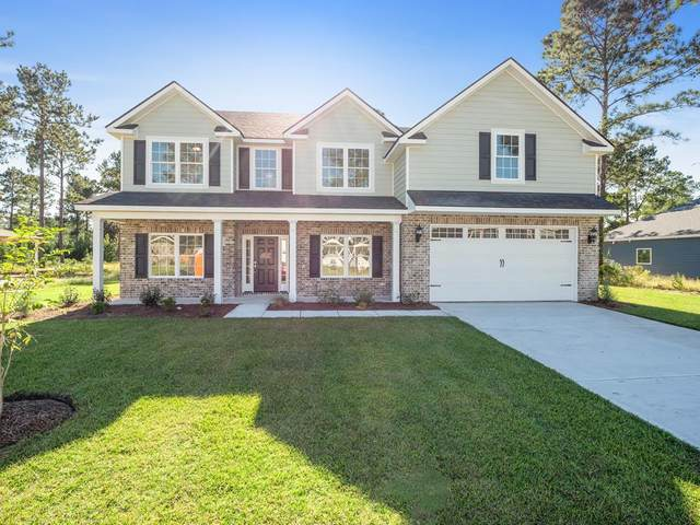 283 Lafayette Drive, Richmond Hill, GA 31324 (MLS #137517) :: Coldwell Banker Southern Coast
