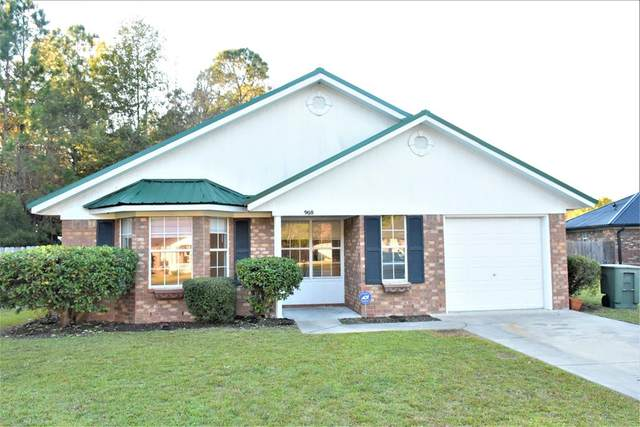 908 Rice Court, Hinesville, GA 31316 (MLS #137518) :: Coastal Homes of Georgia, LLC
