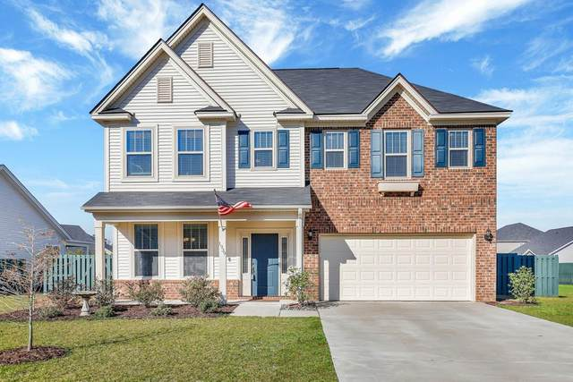 1939 Castleoak Drive, Richmond Hill, GA 31324 (MLS #137526) :: Coastal Homes of Georgia, LLC