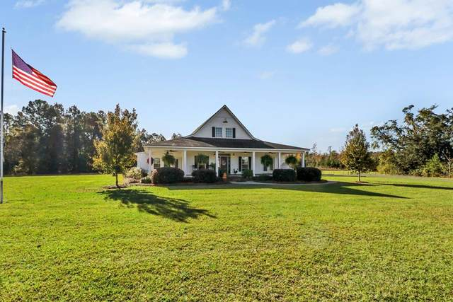 512 Davidson Plantation Road, Hinesville, GA 31313 (MLS #137547) :: Coldwell Banker Southern Coast