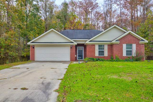 186 Cross Creek Drive, Midway, GA 31320 (MLS #137554) :: Coastal Homes of Georgia, LLC