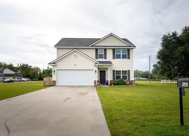 131 Mustang Drive, Ludowici, GA 31316 (MLS #137573) :: Level Ten Real Estate Group