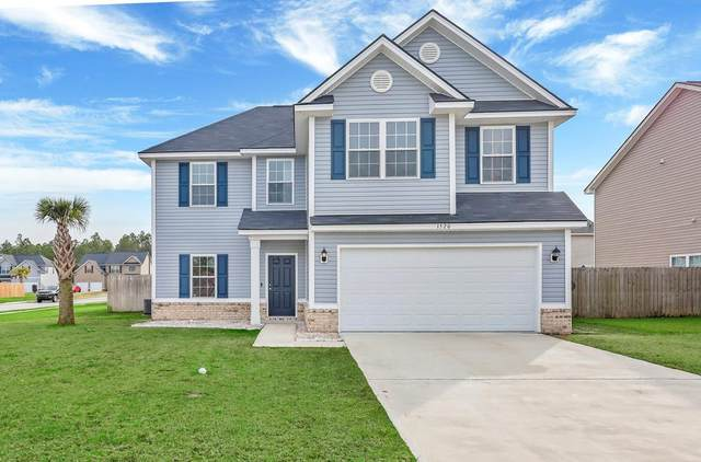 1520 Bayberry Drive, Hinesville, GA 31313 (MLS #137581) :: RE/MAX All American Realty