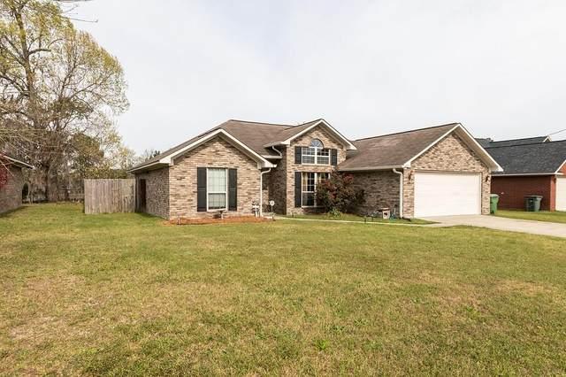 1215 Langston Lane, Hinesville, GA 31313 (MLS #137582) :: RE/MAX All American Realty