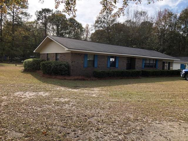 4878 Rye Patch Road, Ludowici, GA 31316 (MLS #137686) :: Coldwell Banker Southern Coast