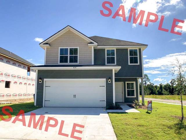 508 Fairview Circle, Hinesville, GA 31313 (MLS #137700) :: Coldwell Banker Southern Coast