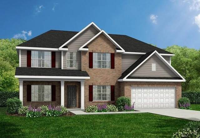 329 Brookhaven Loop Ne, Ludowici, GA 31316 (MLS #137729) :: Coldwell Banker Southern Coast