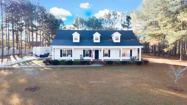 714 Merganser Circle, Glennville, GA 30427 (MLS #137744) :: Coldwell Banker Southern Coast