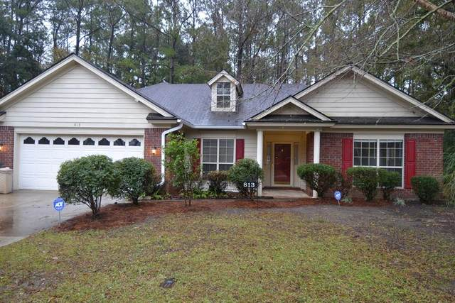 813 Winchester Road, Hinesville, GA 31313 (MLS #137764) :: Coldwell Banker Southern Coast