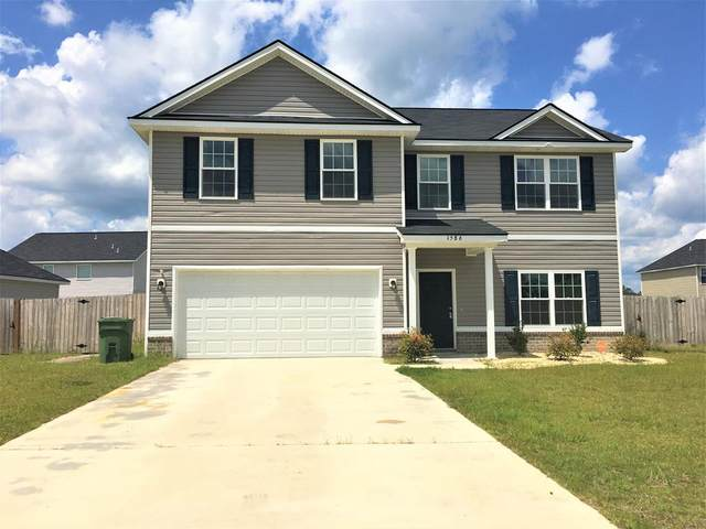 1586 Longleaf Court, Hinesville, GA 31313 (MLS #137778) :: Coldwell Banker Southern Coast