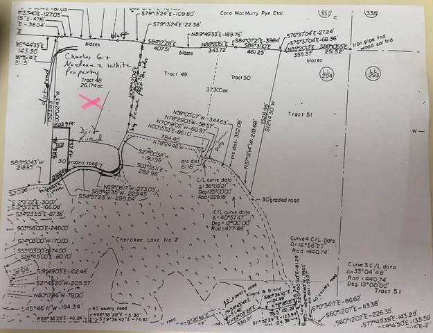 0 Gene Bland Road, Jesup, GA 31545 (MLS #137780) :: Coastal Homes of Georgia, LLC