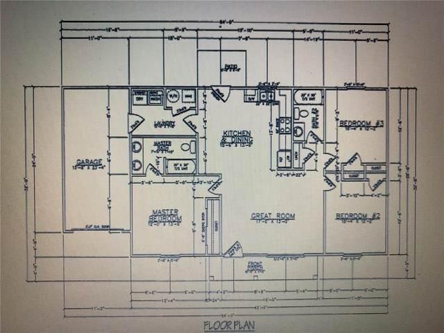45 Rick's Place, Jesup, GA 31545 (MLS #137789) :: Coldwell Banker Southern Coast
