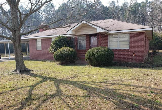 14627 Highway 301 North, Glennville, GA 30427 (MLS #137838) :: Coldwell Banker Southern Coast