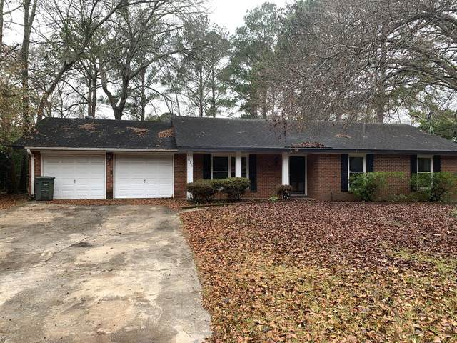 615 Olmstead Drive, Hinesville, GA 31313 (MLS #137853) :: Coastal Homes of Georgia, LLC