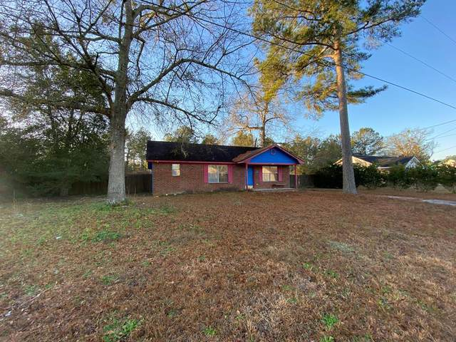 222 W Kenny Drive, Hinesville, GA 31313 (MLS #137885) :: Coldwell Banker Southern Coast