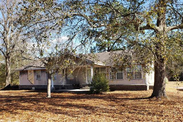 3840 Smith Berry Road Ne, Glennville, GA 30427 (MLS #137893) :: Coldwell Banker Southern Coast